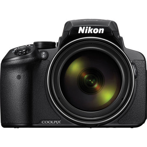 Nikon Coolpix P900 Digital Camera Black, camera point & shoot cameras, Nikon - Pictureline  - 1