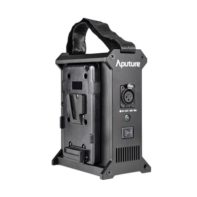 Aputure 2-Bay V-Mount Battery Power Station