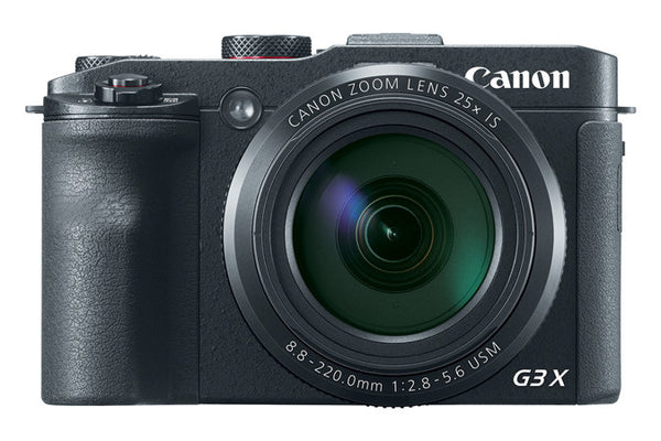 Canon Powershot G3 X Digital Camera, camera point & shoot cameras, Canon - Pictureline  - 1