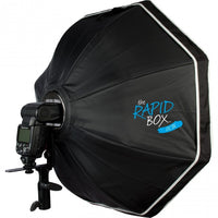 "Westcott Rapid Box 26"" Octa Softbox, lighting soft boxes, Westcott - Pictureline  - 1"