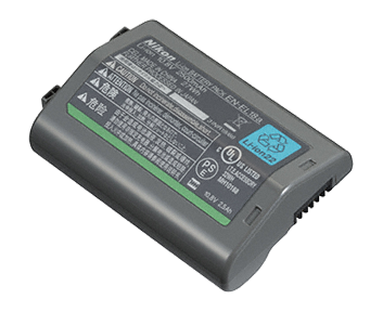 Nikon EN-EL18a Rechargeable Li-ion Battery, camera batteries & chargers, Nikon - Pictureline