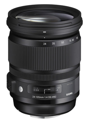 Sigma 24-105mm f/4 DG HSM Art Lens for Canon EF
