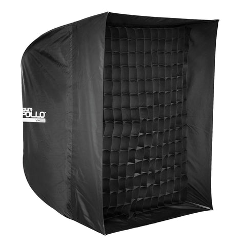 "Westcott 28"" Medium Apollo Softbox with 40 Degree Egg Crate Grid"