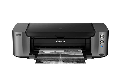 Canon Pixma PRO-10 Inkjet Photo Printer, printers large format, Canon - Pictureline  - 1