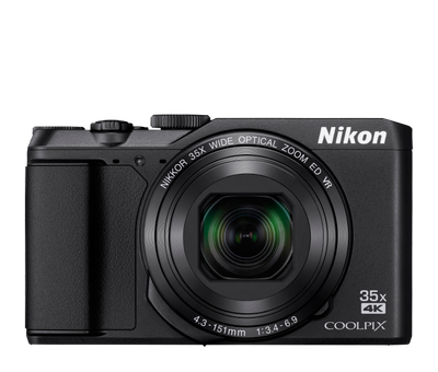 Nikon Coolpix A900 Digital Camera (Black), camera point & shoot cameras, Nikon - Pictureline  - 1