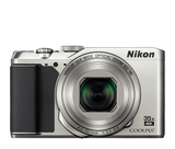 Nikon Coolpix A900 Digital Camera (Silver), camera point & shoot cameras, Nikon - Pictureline  - 1