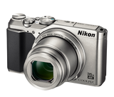 Nikon Coolpix A900 Digital Camera (Silver), camera point & shoot cameras, Nikon - Pictureline  - 6