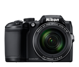 Nikon Coolpix B500 Digital Camera (Black), camera point & shoot cameras, Nikon - Pictureline  - 1
