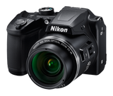 Nikon Coolpix B500 Digital Camera (Black), camera point & shoot cameras, Nikon - Pictureline  - 2