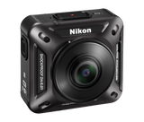 Nikon KeyMission 360 (Black), video action cameras, Nikon - Pictureline  - 3