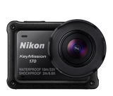 Nikon KeyMission 170 (Black), video action cameras, Nikon - Pictureline  - 1