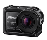 Nikon KeyMission 170 (Black), video action cameras, Nikon - Pictureline  - 2