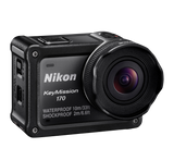 Nikon KeyMission 170 (Black), video action cameras, Nikon - Pictureline  - 3