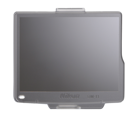 Nikon BM-11 LCD Monitor Cover (D7000), camera replacement parts, Nikon - Pictureline