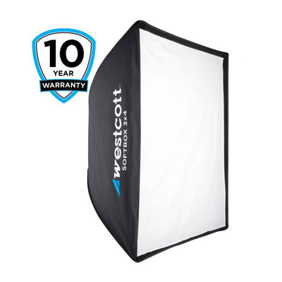 "Westcott 36x48"" Large Softbox w/ Silver Interior"