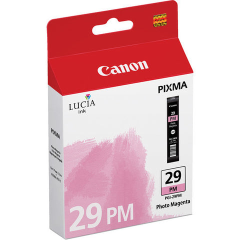 Canon PGI-29 Ink Photo Magenta, printers ink small format, Canon - Pictureline