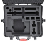 HPRC 2700 WPHA2 Wheeled Hard Case + Foam for DJI Ronin-M, bags hard cases, HPRC - Pictureline  - 2