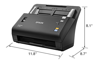 Epson FastFoto FF-640 High-Speed Photo Scanner