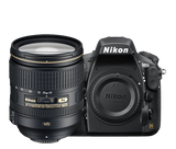 Nikon D810 Digital SLR with 24-120mm f/4 VR Lens, camera dslr cameras, Nikon - Pictureline  - 1