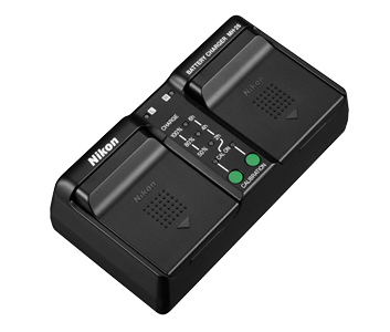 Nikon MH-26 Battery Charger (EN-EL18), camera batteries & chargers, Nikon - Pictureline