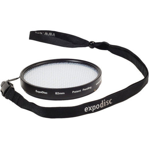 Expodisc 2.0 82mm White Balance Filter Neutral, computers color management, Expodisc - Pictureline  - 1