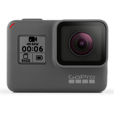 GoPro HERO6 Black 4K Action Camera