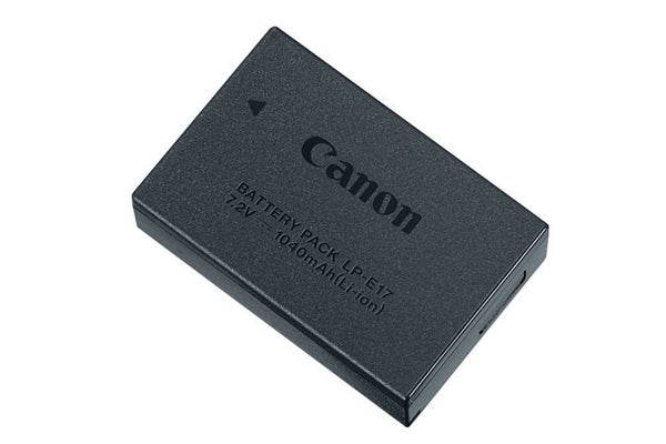 Canon LP-E17 Battery Pack, camera batteries & chargers, Canon - Pictureline