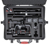 HPRC 2700 WPHA2 Wheeled Hard Case + Foam for DJI Ronin-M, bags hard cases, HPRC - Pictureline  - 3