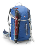 Manfrotto Off Road Hiking Backpack Blue, discontinued, Manfrotto - Pictureline  - 3