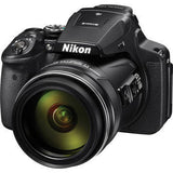 Nikon Coolpix P900 Digital Camera Black, camera point & shoot cameras, Nikon - Pictureline  - 3