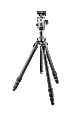 Gitzo GK2542-82QD Mountaineer Series 2 Carbon Fiber Tripod with Center Ball Head, tripods photo tripods, Gitzo - Pictureline  - 1