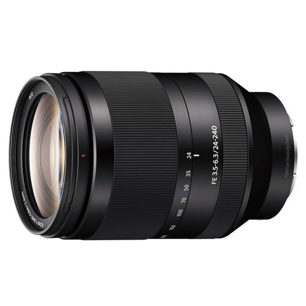 Sony FE 24-240mm f3.5-6.3 OSS Lens, lenses mirrorless, Sony - Pictureline  - 1