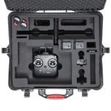 HPRC 2700 WPHA2 Wheeled Hard Case + Foam for DJI Ronin-M, bags hard cases, HPRC - Pictureline  - 4