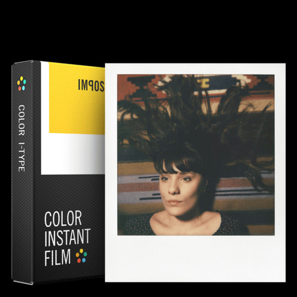 Impossible Color Film for I-Type Cameras, discontinued, Impossible Films - Pictureline