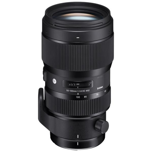 Sigma 50-100mm f/1.8 DC HSM Art Lens for Nikon F, lenses slr lenses, Sigma - Pictureline