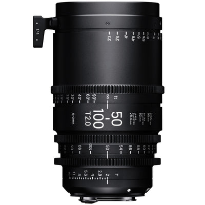 Sigma 50-100mm T2 Cine Lens for Canon