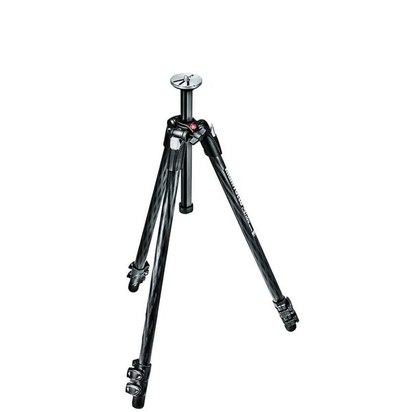 Manfrotto MT290XTC3US 290 Xtra Carbon Fiber Tripod, tripods photo tripods, Manfrotto - Pictureline  - 1