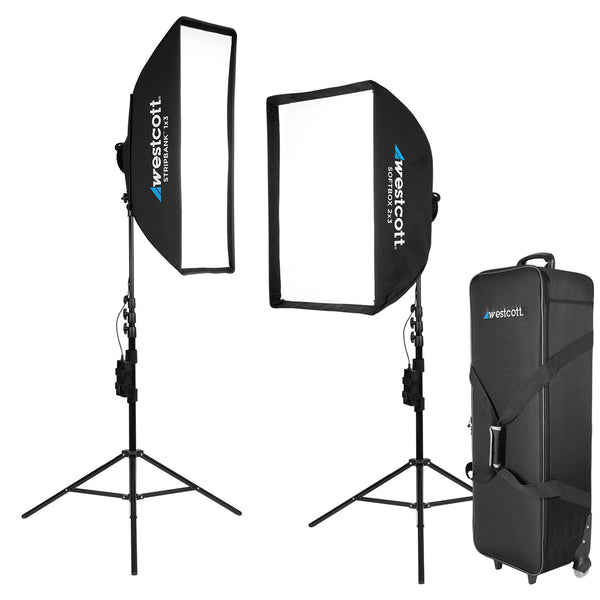 Westcott Solix 2-Light Kit
