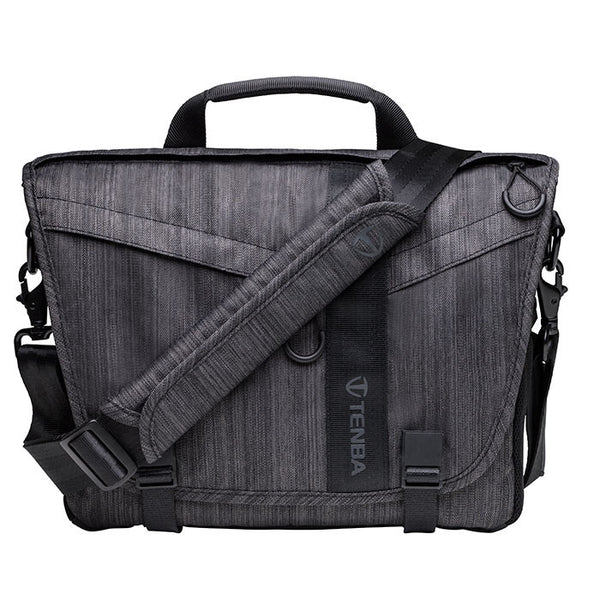 Tenba DNA 10 Graphite Messenger Bag, bags shoulder bags, Tenba - Pictureline  - 1
