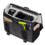 Tenba DNA 10 Graphite Messenger Bag, bags shoulder bags, Tenba - Pictureline  - 3