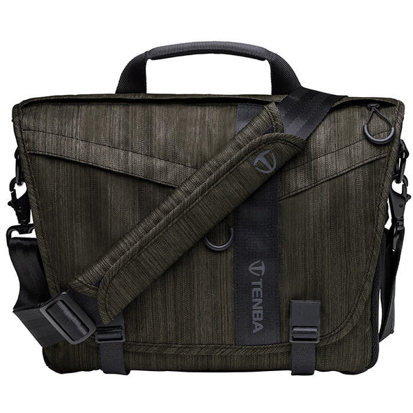 Tenba DNA 10 Olive Messenger Bag, bags shoulder bags, Tenba - Pictureline  - 1