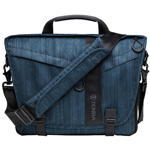Tenba DNA 10 Cobalt Messenger Bag, bags shoulder bags, Tenba - Pictureline  - 1