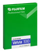Fujichrome Velvia 100 4x5 Film (20 Sheets)