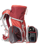 Manfrotto Off Road Hiking Backpack Red, bags backpacks, Manfrotto - Pictureline  - 5