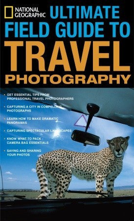 Book: National Geographic Travel Field Guide, camera books, n/a - Pictureline