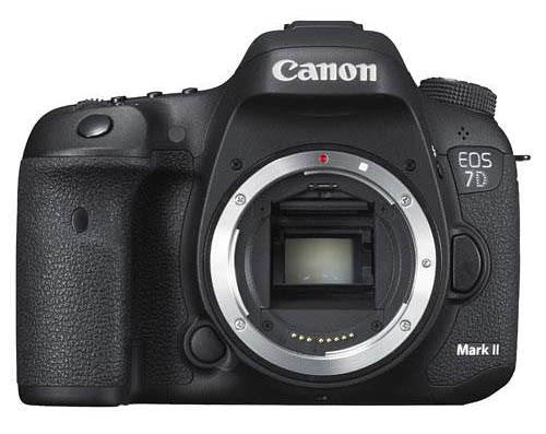 Canon EOS 7D Mark II Digital SLR Camera Body Wi-Fi Adapter Kit, camera dslr cameras, Canon - Pictureline  - 1