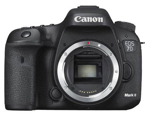 Canon EOS 7D Mark II Digital SLR Camera Body, camera dslr cameras, Canon - Pictureline  - 1