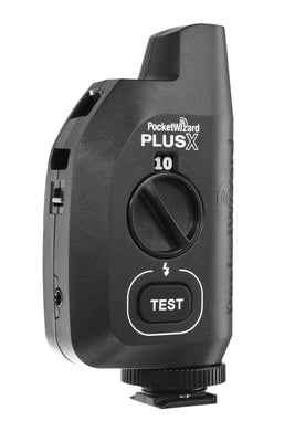 Pocket Wizard Plus X Transceiver, lighting wireless triggering, Pocket Wizard - Pictureline  - 1