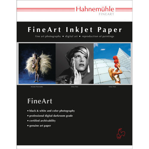Hahnemuhle FineArt Pearl 285 4x6 (30) in Tin Box, discontinued, Hahnemuhle - Pictureline
