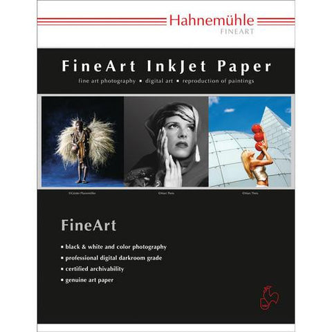 Hahnemuhle FineArt Pearl 285 4x6 (30) in Tin Box, papers sheet paper, Hahnemuhle - Pictureline